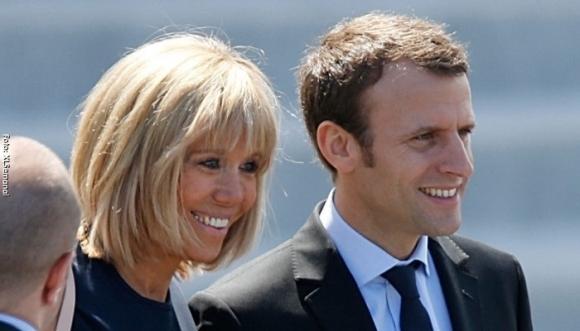 Los obstáculos que han superado Emmanuel Macron y su esposa