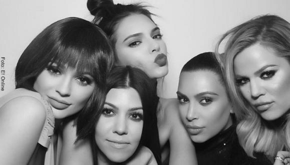 Kardashian lo muestra todo... ¡Sin nada de nada!