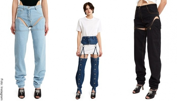 Jeans convertibles a short... ¿WHAT?