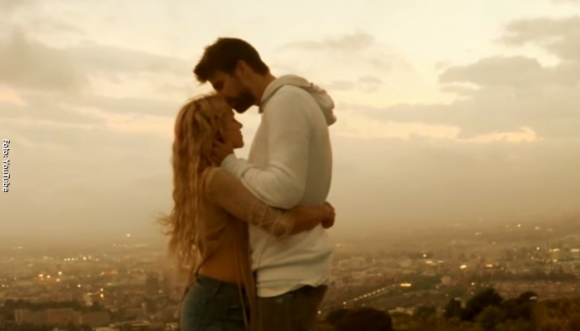 "Al fin, Shakira lanzó el video de ""Me enamoré"""