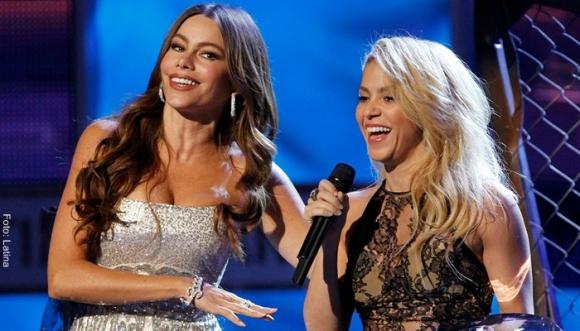 ¡Shakira, Sofía Vergara y otras famosas SIN FILTROS!