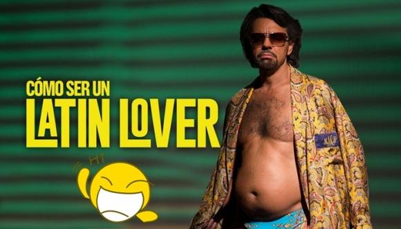 ¡Hay que ver este Latin Lover de Eugenio Derbez!