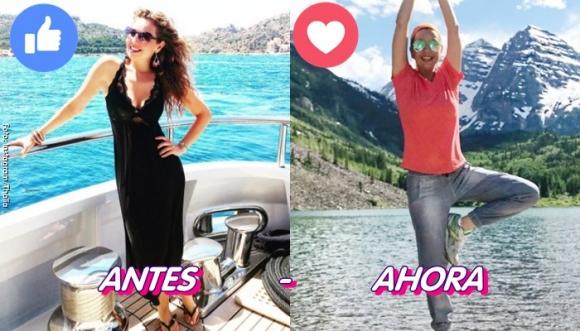 Gorda o flaca, ¿cómo se ve mejor Thalía?