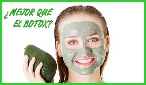 Mascarilla antiarrugas... ¿Mejor que el botox? ¡Eso dicen!
