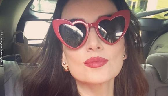 """Esta actriz mexicana """"bota la baba"""" por Maluma"""