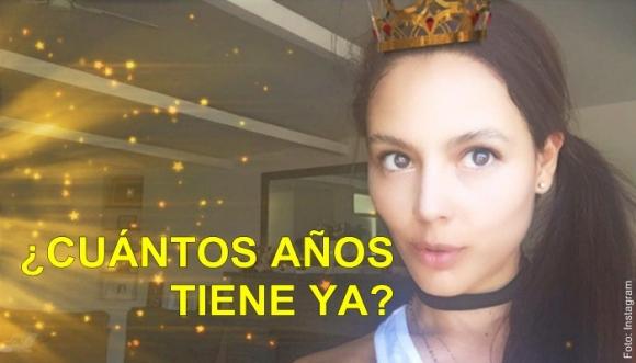 Martina García cumple años, ¡pero no se le notan!