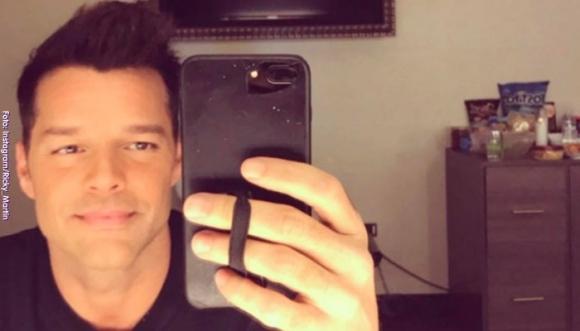 Viudo de Versace critica a Ricky Martin