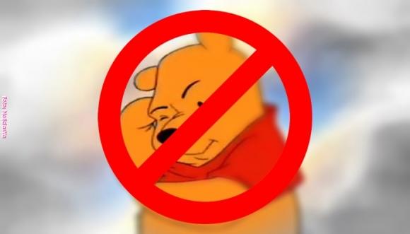 China bloqueó a Winnie The Pooh de Internet