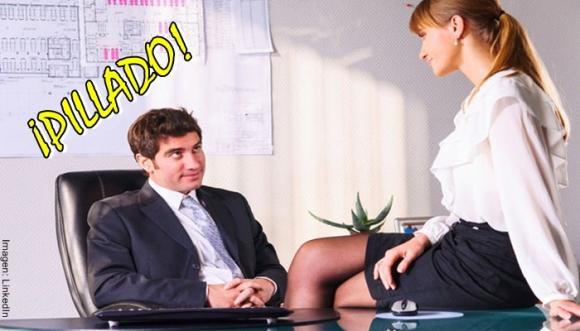 Señales de que tiene una aventura en el trabajo