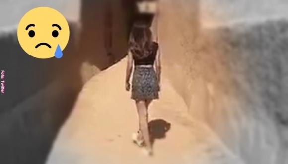 Mujer saudí fue arrestada por su increíble video