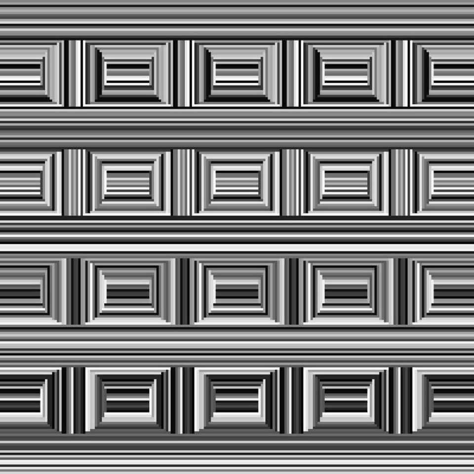 ¿Eres capaz de encontrar 16 círculos en esta imagen?