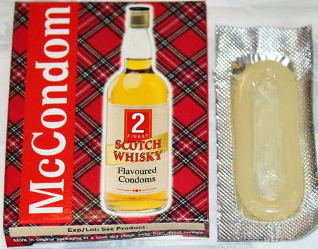 SaboresPreservativowhisky