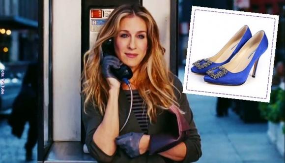 Los zapatos de Carrie Brandshaw podrán ser tuyos