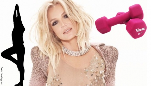 #VIDEOS: Britney Spears y su rutina de ejercicios