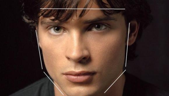 10 hombres con un rostro perfecto