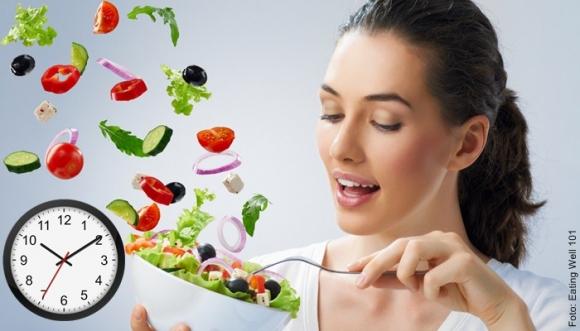 Adelgaza con la dieta del reloj
