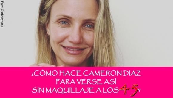 Trucos de Cameron Diaz para envejecer con dignidad
