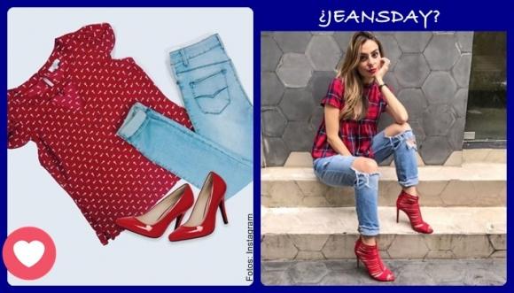 "11 pintas DIVINAS para el ""jeansday"""