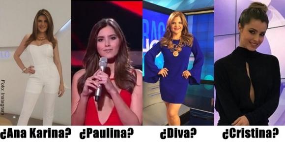 ¿Cuál presentadora colombiana es la mejor vestida?