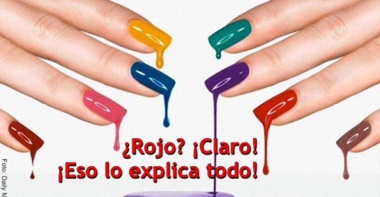 2b9712d33 Qué significa el color de tu esmalte? - Vibra