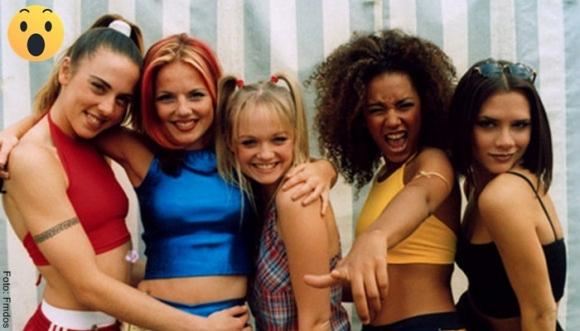 Así lucen las Spice Girls 20 años después de 'Wannabe'