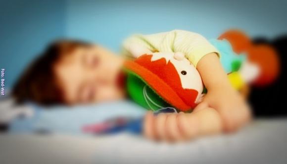 Horarios para dormir a tus hijos según su edad