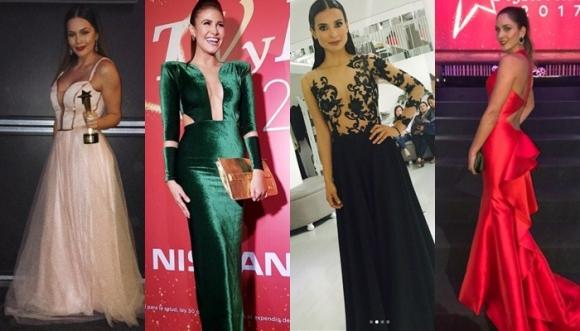 Mejor vestidas de los Premios TVyNovelas 2017