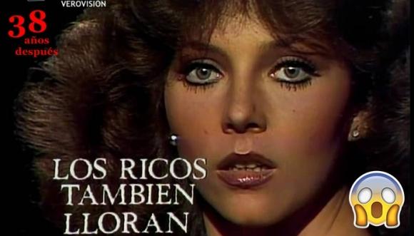 Verónica Castro ya tiene 64, y luce así...