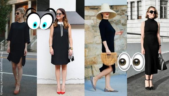 10 razones por las que debes tener un vestido negro