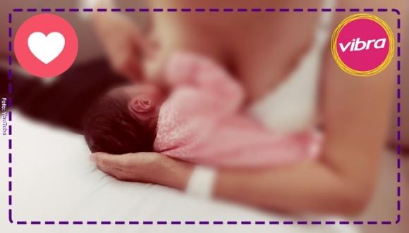 ¿Cómo lactar al bebé sin dolor? Video