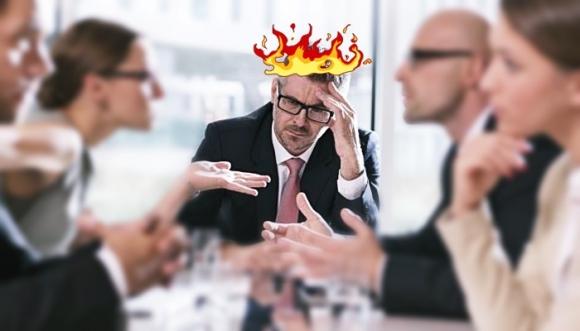 5 claves para solucionar conflictos en la oficina