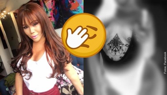 ¿Qué le critican al tatuaje de Yina Calderón?