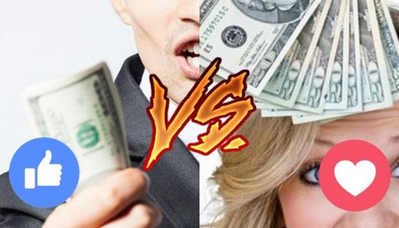 Quiénes son más generosos, ¿los hombres o las mujeres?