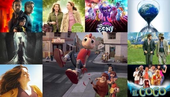¿Qué hay en cine para este fin de semana?