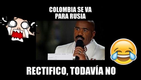 Colombia se toma derrota con humor (MEMES)