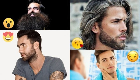 Esta es la barba más HOT para nosotras