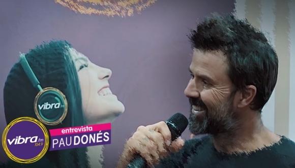 Pau Donés nos compartió toda su #BuenaVibra