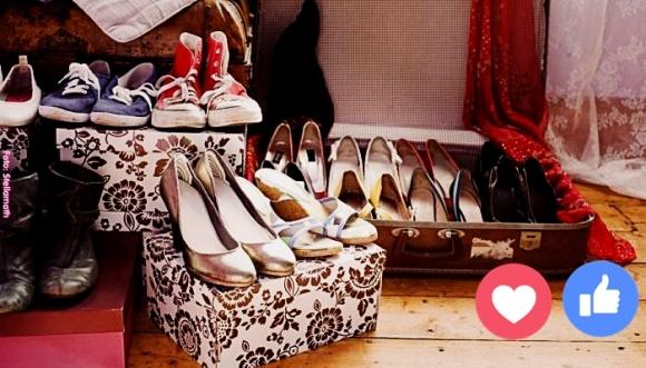 Ordena tus zapatos para siempre con este invento