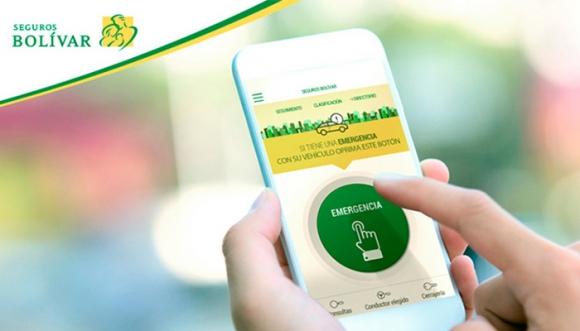 Lo nuevo del App Seguros Bolívar