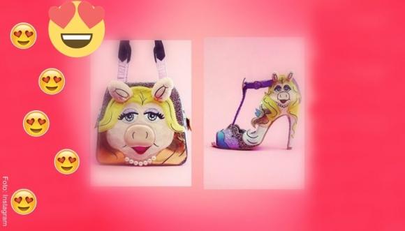 Zapatos y carteras de... ¿Los Muppets? ¡YES!
