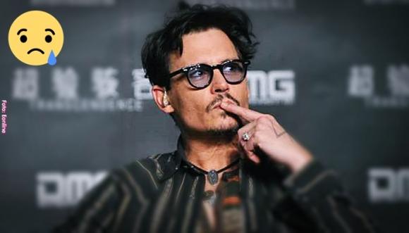 ¿Qué le pasa a Johnny Depp? Todos preguntan por esta foto