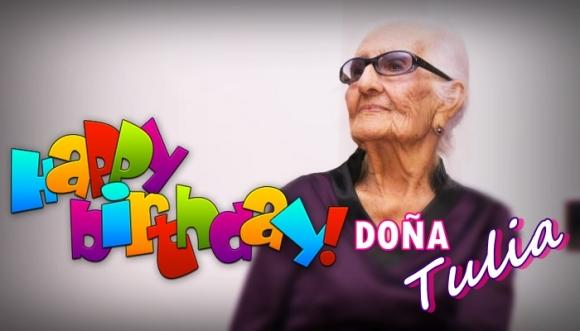 Tod@s queremos una abuelita como Doña Tulia