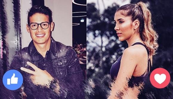 ¿Será que Daniela Ospina y James nunca se separaron?