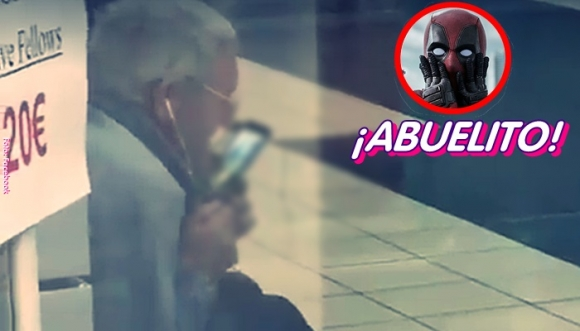"""Abuelo es pillado en videollamada """"Caliente"""""""