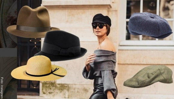 7 formas de lucir sombrero según Taliana Vargas