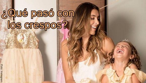 Critican a Daniela Ospina por alisar a Salo