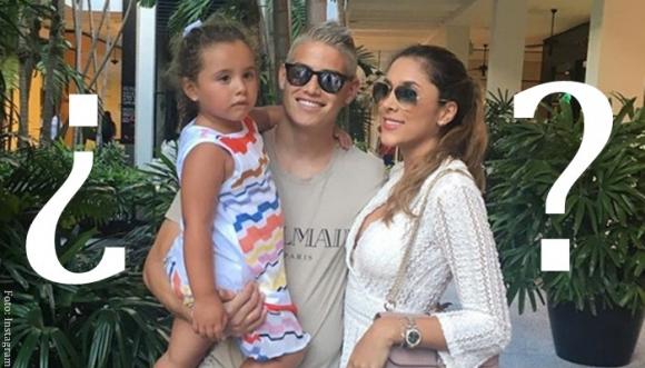 Daniela Ospina y James, ¿juntos de nuevo?