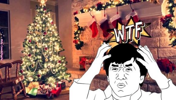 Cosas que solo pasan en Navidad
