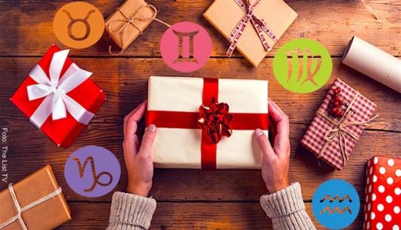 Regalo de Navidad para cada signo del Zodiaco