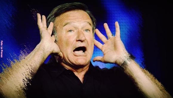 Robin Williams el mejor actor aún después de muerto